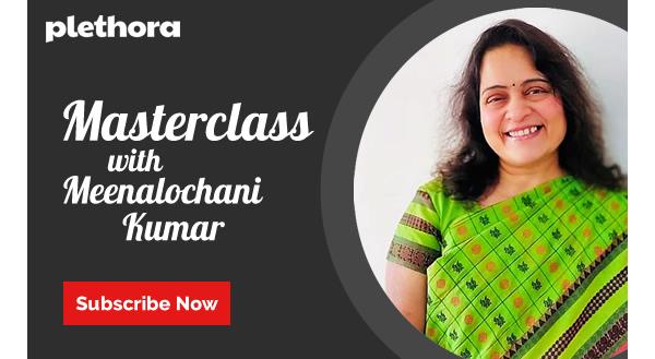 Master class With Meenalochani Kumar | Youtube Live
