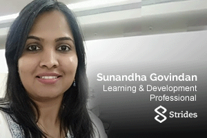 Plethora |Blog Author | Sunandha