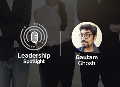 Learning Communities of Practice podcast with Gautam Ghosh's.
