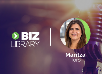 Interview with Maritza Toro, Channel Partnership Manager at BizLibrary