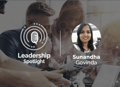 Podcast with Sunandha Govindan