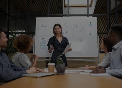 smiling-millennial-asian-female-coach-speaker