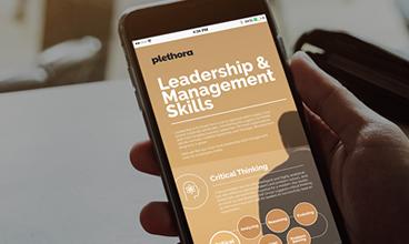 Leadership & Management Skills Infographics