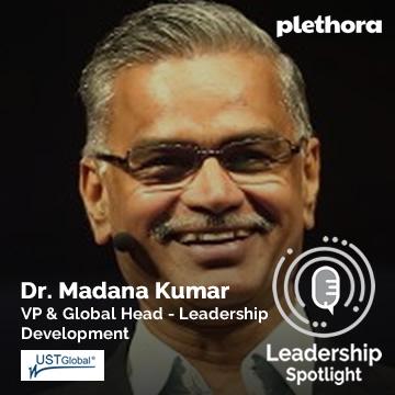 Servant Leadership |Podcast with Dr. Madana Kumar