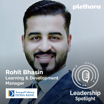 Leadership Spotlight | Leveraging adversity for opportunity | Rohit Bhasin