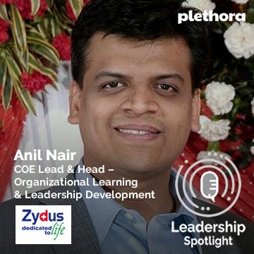 Leadership Spotlight with Anil Nair