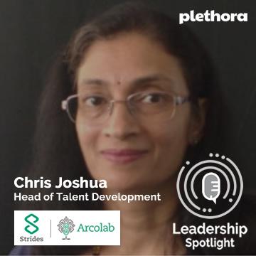 Leadership Spotlight podcast with Chris Joshua