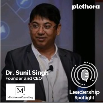 Leadrship Spotlight Podcast with Dr.Singh's