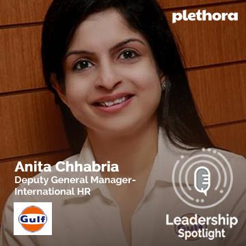 Leadership Spotlight | Does Leadership have a Gender? | Anita Chhabria