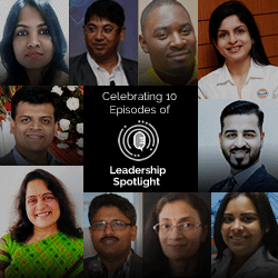Plethora's Leadership Spotlight podcast completes 10 insightful episodes
